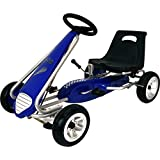 Kiddi-o by Kettler Pole Position Racer Pedal Car/Go Kart, Youth Ages 4 to 7