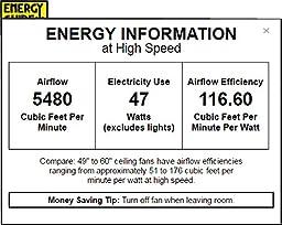 Minka-Aire F753-WHF, Java,  54\