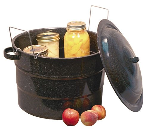 Canner with Rack