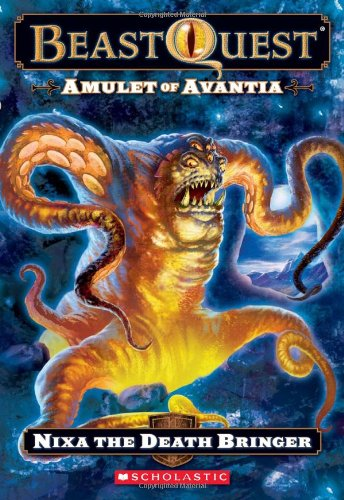 Beast Quest #19: Amulet of Avantia: Nixa the Death Bringer (Beast Quest Series 4 compare prices)
