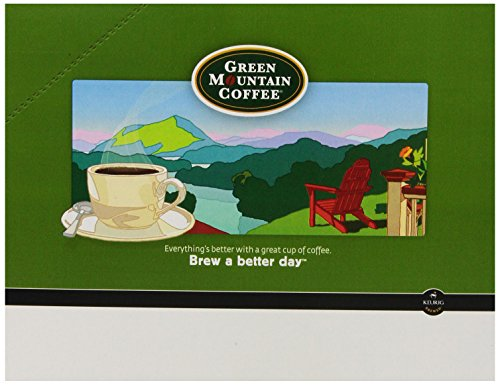 Green Mountain Coffee Caramel Vanilla Cream, K-Cup Portion Pack For Keurig K-Cup Brewers, 24-Count front-620386