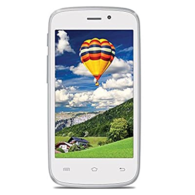 iBall Andi 4H Tiger Plus (White)