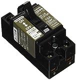 エスコ 漏電遮断器 高速型 AC100V 200V 15A EA940MC-15