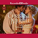 Lady Folbroke's Delicious Deception (       UNABRIDGED) by Christine Merrill Narrated by Julia Franklin