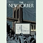 The New Yorker, August 24, 2009 (Alec Wilkinson, David Sedaris, Tad Friend) | The New Yorker