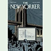 The New Yorker, August 24, 2009 (Alec Wilkinson, David Sedaris, Tad Friend) | [The New Yorker]
