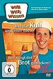 Willi will's wissen - Und die Kuh sagt muh dazu! / Wer kriegt das Brot gebacken? [DVD]