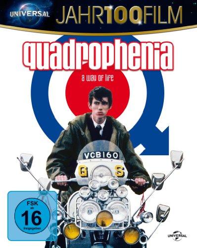 Quadrophenia - Jahr100Film [Alemania] [Blu-ray]