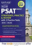 img - for Kaplan New PSAT/NMSQT Strategies, Practice and Review with 2 Practice Tests: Book + Online (Kaplan Test Prep) book / textbook / text book