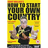How to Start Your Own Country [Region 2] ~ Danny Wallace