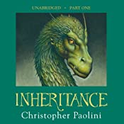 Inheritance: The Inheritance Cycle, Book 4 - Part 1 | Christopher Paolini