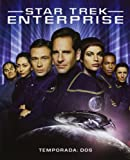 Star Trek: Enterprise - 2ª Temporada [Blu-ray] en Castellano