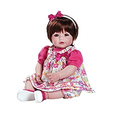 "Adora Love and Joy Brown Hair with Brown Eyes Baby 20"" Doll"