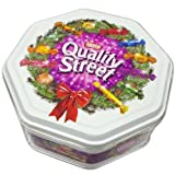 Nestle Quality Street Festive Special Edition Larger Tin 1.25kg Cheap Multi-Packs (5 tins) - NEXT DAY DELIVERY