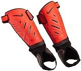 Nike Protegga Shield Men's Soccer Shin Guards Medium, Medium/Red