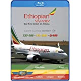 Just Planes Ethiopian Airlines 737-700 Blu-ray