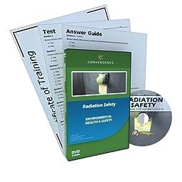 Convergence Training C-324 Safety Training DVD: Radiation Safety, Spanish