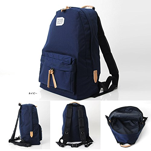 (フレドリックパッカーズ) FREDRIK PACKERS 500D DAY PACK (navy)