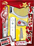 High School Musical 3 Sports Kit (Wii)