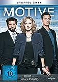 DVD Cover 'Motive - Staffel 2 [4 DVDs]