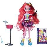 My Little Pony - Equestria Girls - Rainbow Rocks - Pinkie Pie - Poupée Chanteuse 23 cm (Import UK)