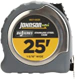 Johnson Level and Tool 1807-0025 25-Foot x 1 3/16-Inch Big J Power Tape