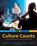 img - for Culture Counts: A Concise Introduction to Cultural Anthropology by Nanda, Serena, Warms, Richard L.(September 29, 2008) Paperback book / textbook / text book
