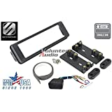 Scosche HD7000B 1996-Up Harley Davidson Stereo Install Kit