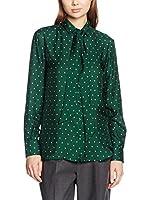 Seventy Sergio Tegon Camisa Mujer Ca0293470027 (Verde)