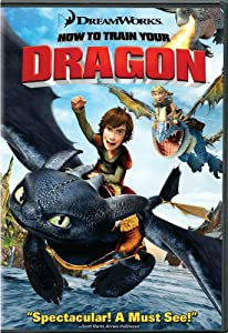 How to Train Your Dragon by DreamWorks
