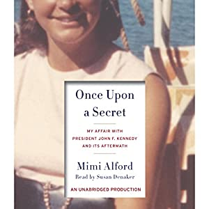 Once Upon a Secret Audiobook