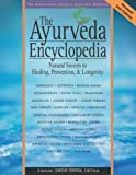 Image of The Ayurveda Encyclopedia: Natural Secrets to Healing, Prevention, & Longevity