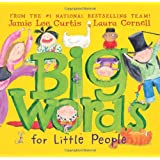 Big Words for Little People ~ Jamie Lee Curtis