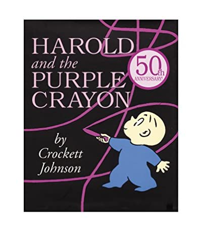 Harold and the Purple Crayon 60th Anniversary Edition