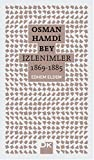 img - for Osman Hamdi Bey - Izlenimler 1869-1885 book / textbook / text book
