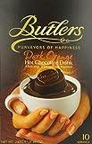 Butlers Dark Orange Hot Chocolate Tabs (10 servings) 240 g (Pack of 3)