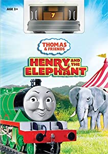 Henry Amp The Elephant Dvd Region 1 Us Import Ntsc Amazon