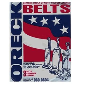 Oreck Xl Series Vacuum Belt