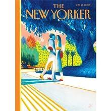 The New Yorker (Sept. 18, 2006)  by George Packer, John Cassidy, David Sedaris, Ian Buruma, John Updike, Tad Friend, David Denby