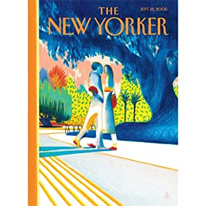 The New Yorker (Sept. 18, 2006) | [George Packer, John Cassidy, David Sedaris, Ian Buruma, John Updike, Tad Friend, David Denby]