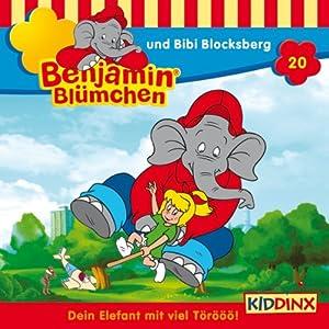 Benjamin und Bibi Blocksberg (Benjamin Blümchen 20) Hörspiel