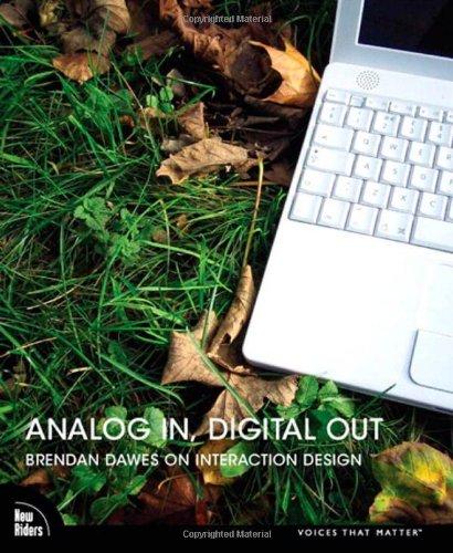 Analog In, Digital Out: Brendan Dawes on Interaction Design