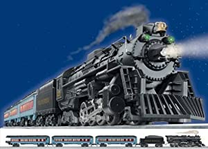 Lionel Trains Polar Express Train Set - O Gauge from Lionel LLC