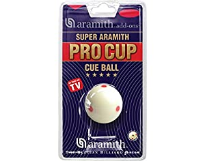 Super Aramith Pro-Cup Cue Ball - As Seen On TV