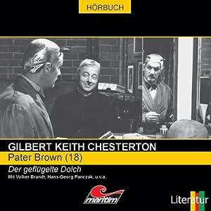 Der geflügelte Dolch (Pater Brown 18) Hörspiel