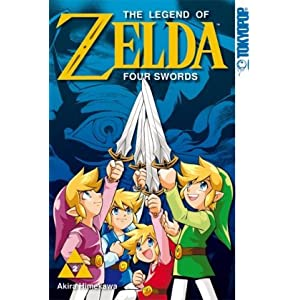 eBook Cover für  The Legend of Zelda 07 Four Swords 02