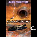 Cauldron: Academy Series (       UNABRIDGED) by Jack McDevitt Narrated by Khristine Hvam