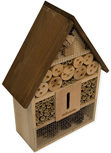 woodside-wooden-insect-bee-house-natural-wood-bug-hotel-shelter-garden-nest-box