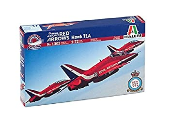 Italeri - I1303 - Maquette - Aviation - Hawk T 1A Red Arrows - Echelle 1:72