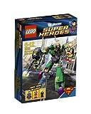 LEGO レゴ スーパーヒーローズ スーパーマンvs パワー・アーマー レックス 6862